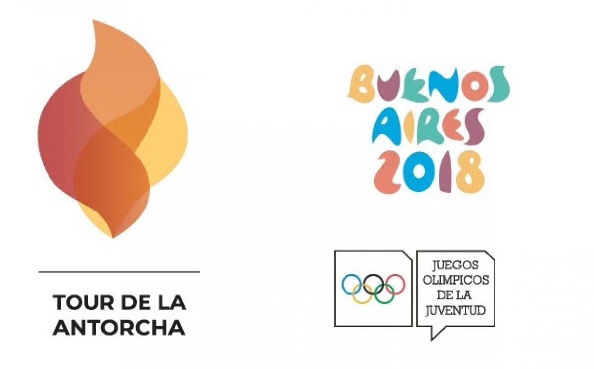 Juegos Olimpicos De La Juventud 2018 La Emblematica Antorcha